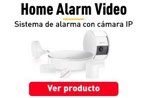 Home alarm video