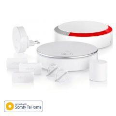 Home alarm integral | Sistema de alarma conectado sin cuotas con sirena interior y exterior