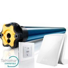 Pack motores MRR con Tahoma para el control de persianas con el móvil