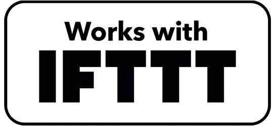 Compatible con IFTTT